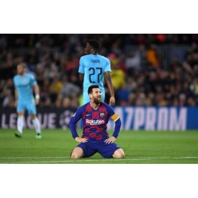 Messi-løjtnant Vidal scorede ugyldigt Barcelonas hjemmelag