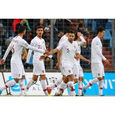 Portugal blev med succes promoteret til Frankrig vest