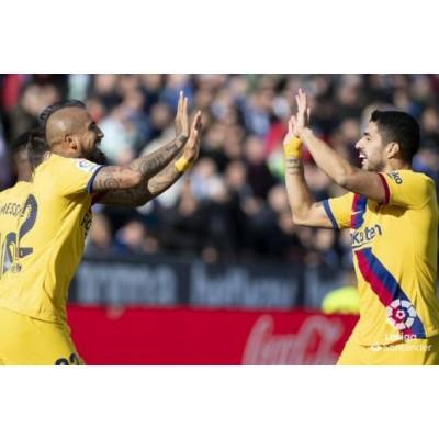 La Liga-Messi hjælper Su Shen, som vil hjælpe Barcelona med at vende føringen