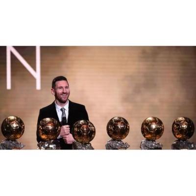 Messi: personlige priser er sekundære, jeg håber at vinde America's Cup og Champions League