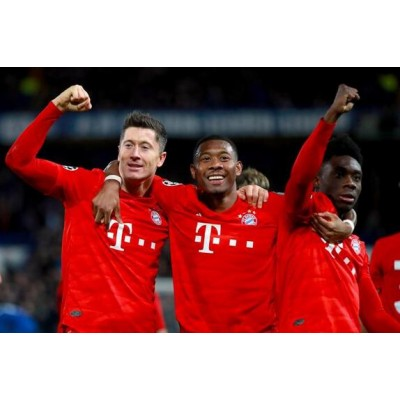 Champions League-Bayern 3-0 væk fra Chelsea