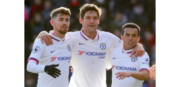 Premier League-Chelsea 2-2 med 4 sejre