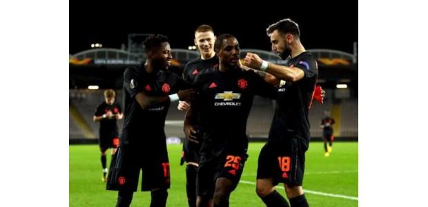 UEFA Cup-Manchester United vinder først 5-0