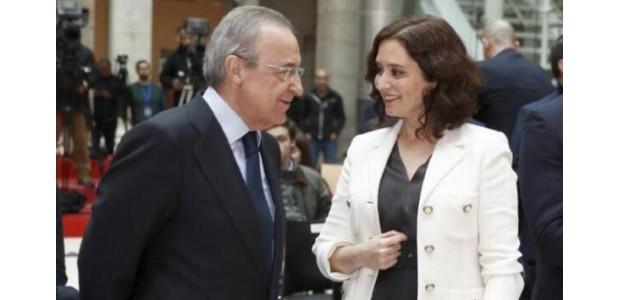 Madrid-formand takker Real Madrid for doneringen: hjælper os med at redde flere liv