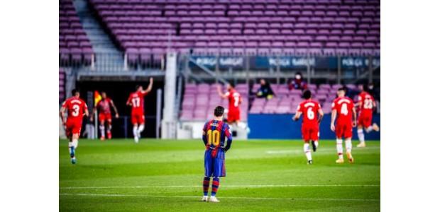 Messi deltager i 27 mål i top fem ligaer