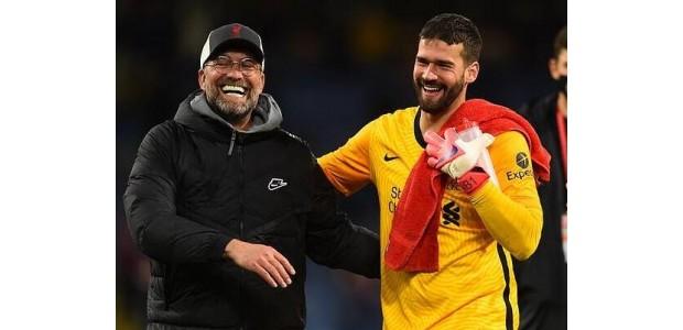 Liverpool, der nærmer sig Champions League, er kun tæt på det sidste spil