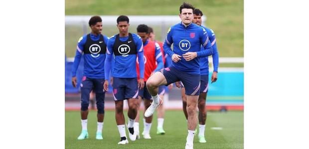 Manchester United-kaptajn vender tilbage til England-træning