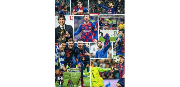Messi forlader holdet