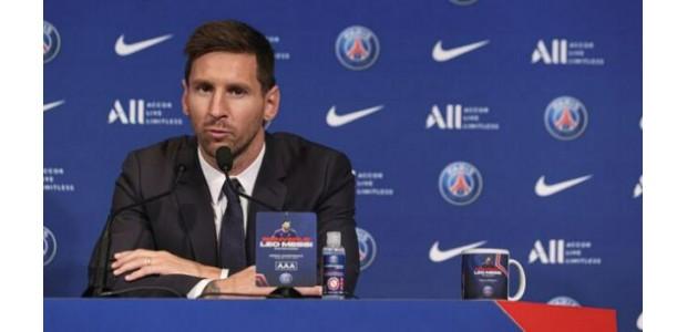 Messi: Efter at have fortalt sin kone, at kontrakten ikke forlænges