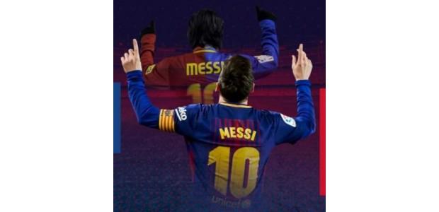 Eksponering for, at Barcelona har besluttet at forlade den 10. sæson