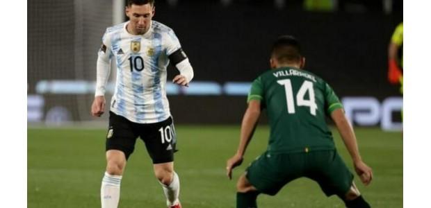 Verdensindledende optagelser: Messi scorede i det 14. minut