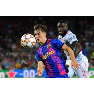 Barcelonas 17-årige spiller udtaget til det spanske hold