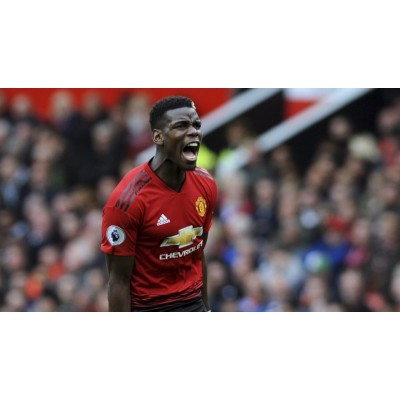 Manchester United under pres for at holde Paul Pogba