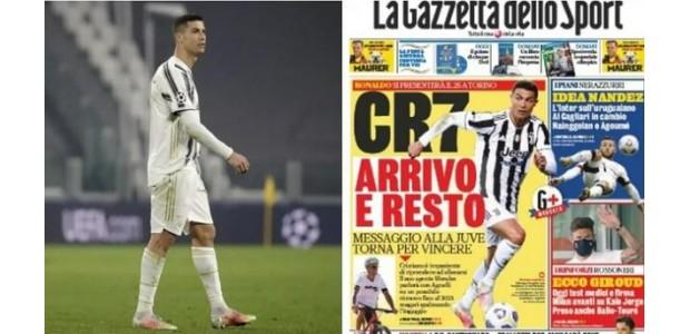 Cristiano Ronaldo har meddelt Juventus, at han vil blive